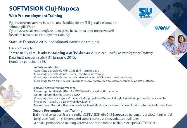 SV Web Training Flyer1 (1)