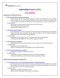 List_of_Internship_Projects_-TenarisSilcotub_FSEGA